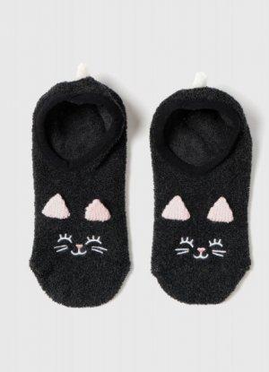 Носки для девочек O`Stin. Цвет: графитовый