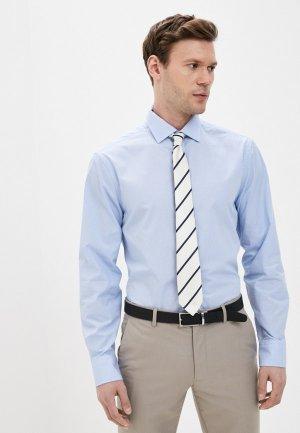 Рубашки 3 шт. Marks & Spencer. Цвет: голубой