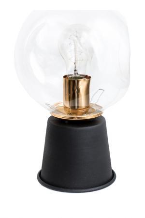 Настольная лампа Bakir Istanbul. Цвет: черный