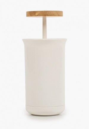 Подставка для зубочисток Balvi. Цвет: белый