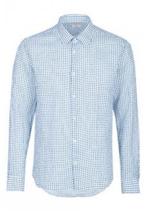 Рубашка ALTEA. Цвет: белый