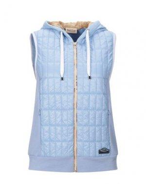 Куртка DONNAVVENTURA by ALVIERO MARTINI 1a CLASSE. Цвет: небесно-голубой