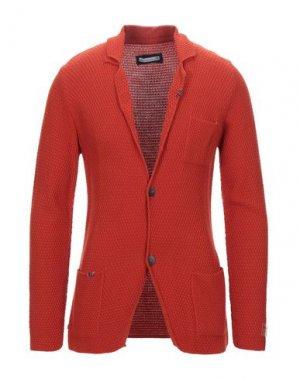 Пиджак BL.11 BLOCK ELEVEN. Цвет: ржаво-коричневый