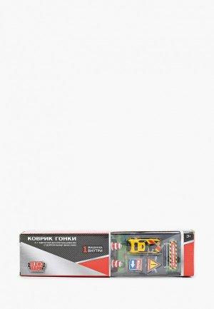 Комплект Технопарк Коврик игровой. Цвет: разноцветный