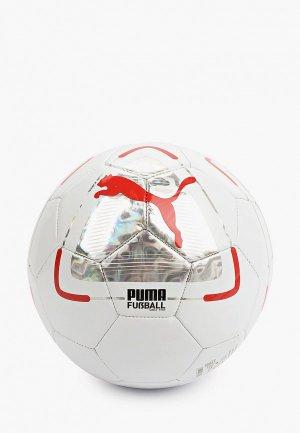 Мяч футбольный PUMA PARK ball. Цвет: белый