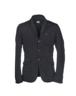 Пиджак C.P. COMPANY. Цвет: черный