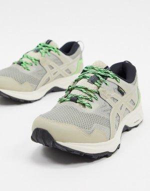 Светло-бежевые кроссовки SportStyle gel sonoma-Светло-бежевый Asics