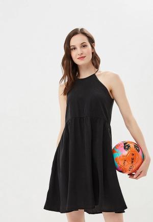 Платье Mango - SOROYA. Цвет: черный