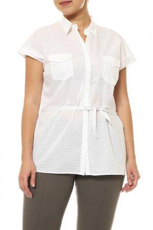 Блуза Basler. Цвет: белый