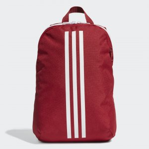 Рюкзак Classic 3-Stripes Performance adidas. Цвет: белый
