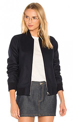 Куртка norma A.P.C.. Цвет: синий