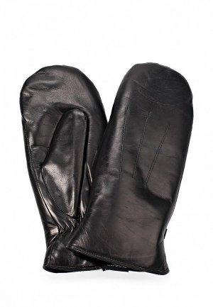 Варежки Fabretti FA003DMLB767. Цвет: черный