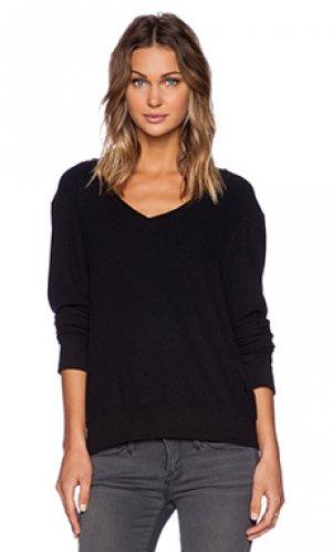Пуловер baggy beach Wildfox Couture. Цвет: черный