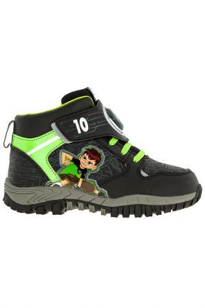 Ботинки BEN 10. Цвет: черный