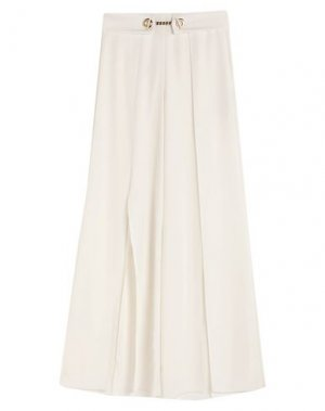 Повседневные брюки EUREKA by BABYLON. Цвет: белый