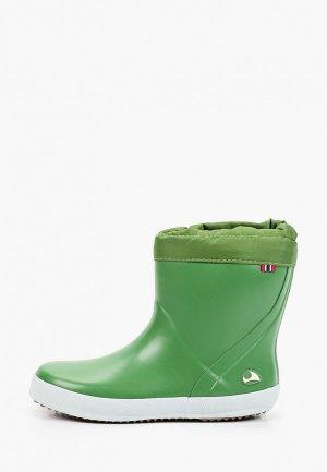 Резиновые сапоги Viking Alv. Цвет: зеленый