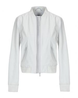 Куртка PEOPLE OF SHIBUYA. Цвет: белый