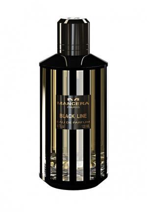 Парфюмерная вода Mancera BLACK LINE 60 мл. Цвет: прозрачный