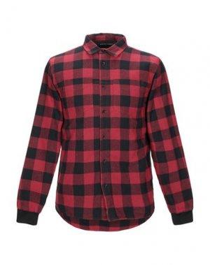 Куртка ANERKJENDT. Цвет: красный