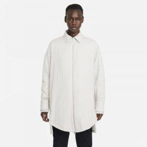 Женская утепленная куртка ESC - Серый Nike