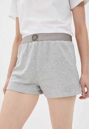 Шорты домашние Calvin Klein Underwear ICON. Цвет: серый