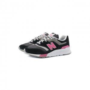 Комбинированные кроссовки New Balance. Цвет: разноцветный