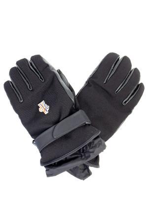 Комбинированные перчатки MONCLER