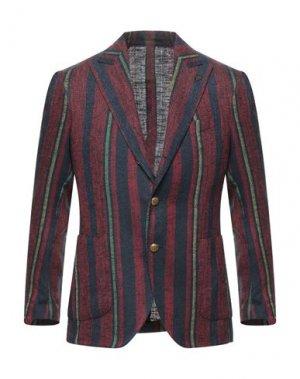Пиджак GABRIELE PASINI. Цвет: красный
