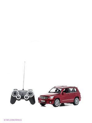 Машина Mercedes-Benz GLK 350 KAISER. Цвет: красный