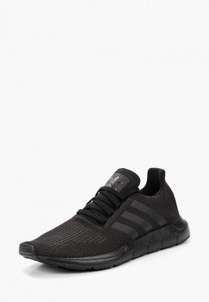 Кроссовки adidas Originals Swift Run. Цвет: черный