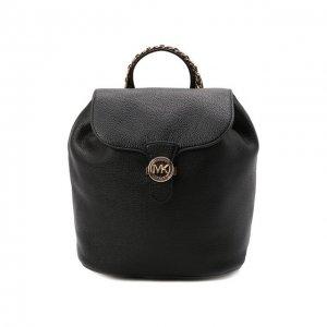 Рюкзак Mila large MICHAEL Kors. Цвет: чёрный