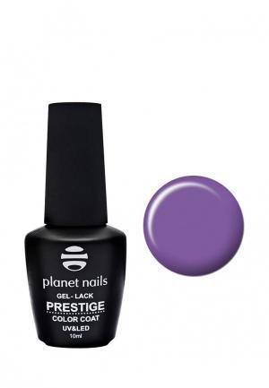 Гель-лак для ногтей Planet Nails PRESTIGE - 553, 10 мл розовато-лиловый. Цвет: фиолетовый
