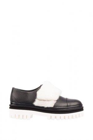 Ботинки Alberto Guardiani. Цвет: черный/белый