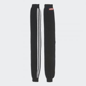 Гетры Lotta Volkova Originals adidas. Цвет: черный
