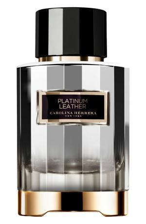 Парфюмерная вода Confidential Platinum Leather Carolina Herrera. Цвет: бесцветный