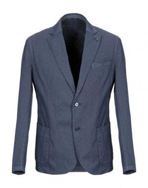 Пиджак BEVERLY HILLS POLO CLUB. Цвет: синий