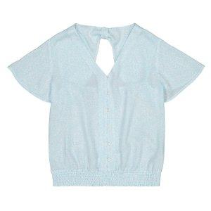 Блузка LaRedoute. Цвет: черный