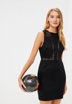 Платье Deeluxe DE039EWBFZN7. Цвет: черный