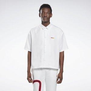 Рубашка с коротким рукавом by Pyer Moss Reebok