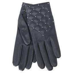 Перчатки 14/277/AGN/S темно-синий AGNELLE