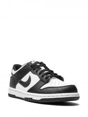 Кроссовки Dunk Low Retro GS Nike Kids. Цвет: черный
