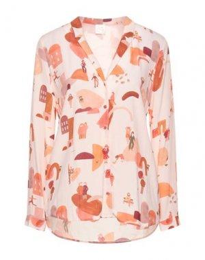 Пижама DES PETITS HAUTS. Цвет: розовый