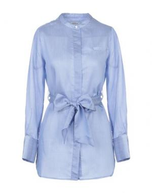 Pубашка ALPHA STUDIO. Цвет: лазурный
