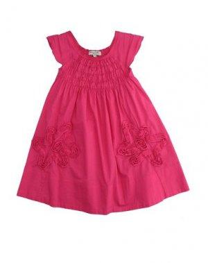 Платье ELIANE ET LENA. Цвет: фуксия