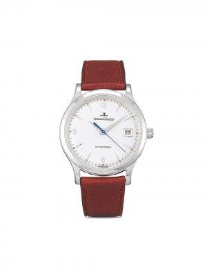 Наручные часы Master Control 37 мм 1997-го года Jaeger-LeCoultre. Цвет: серебристый