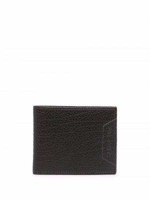 Складной кошелек Pal Zileri. Цвет: коричневый