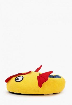 Тапочки Smena U047.03. Цвет: желтый