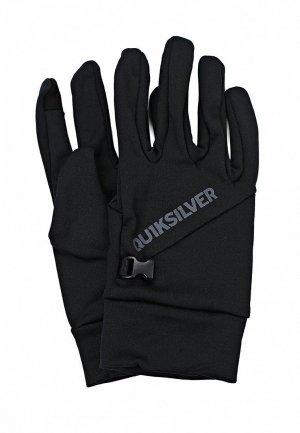 Перчатки Quiksilver QU192DMCFV18. Цвет: черный