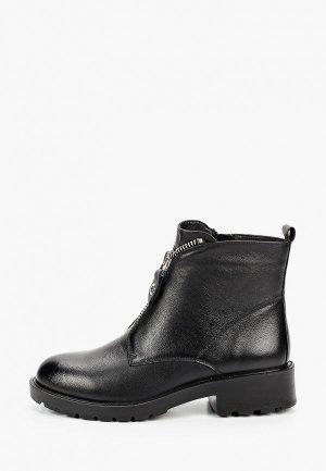 Ботинки Zenden. Цвет: черный