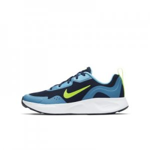 Кроссовки для школьников Nike WearAllDay - Синий